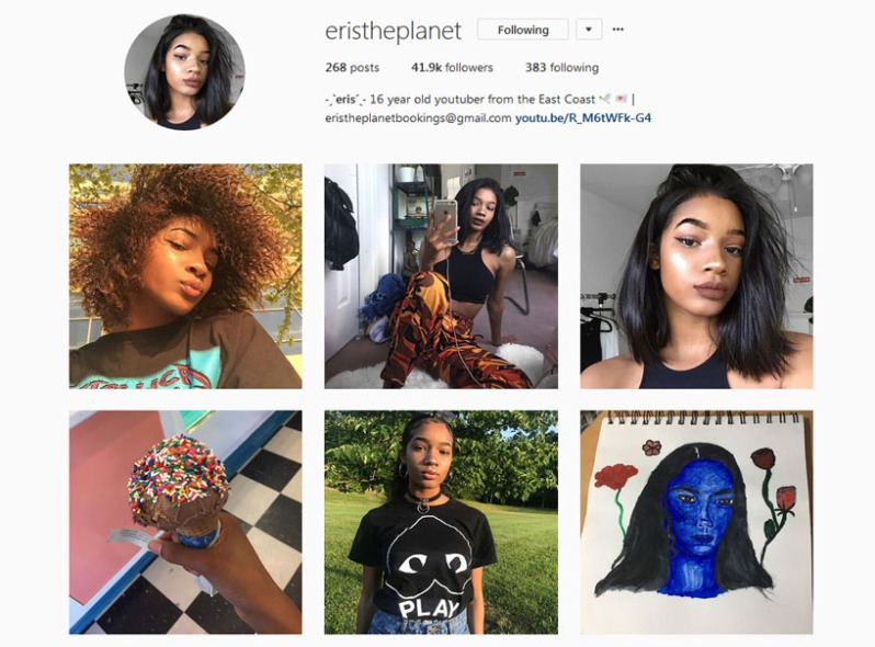 Eris Instagram