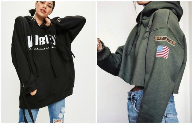 big hoodie trend